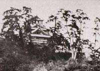 在りし日の米子城